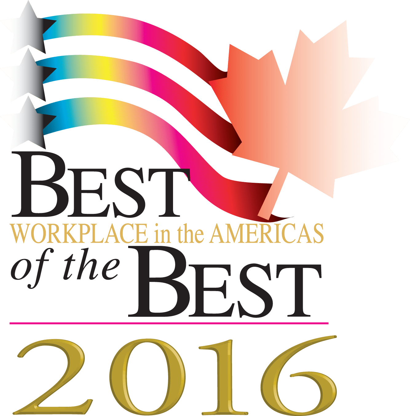 2016 Best Workplace in the Americas Awards