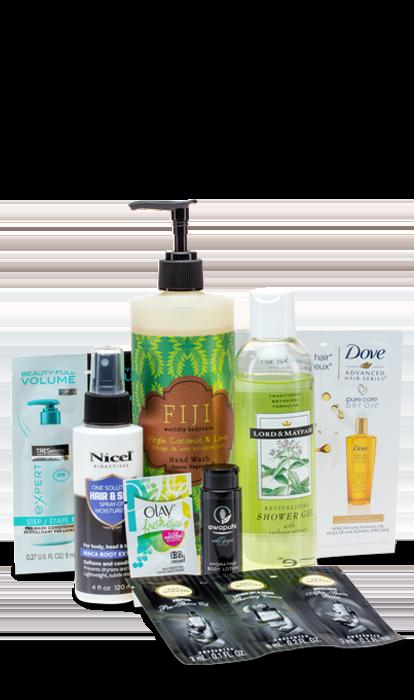 Cosmetics Examples