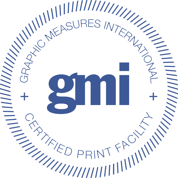 GMI Certified Print Facility