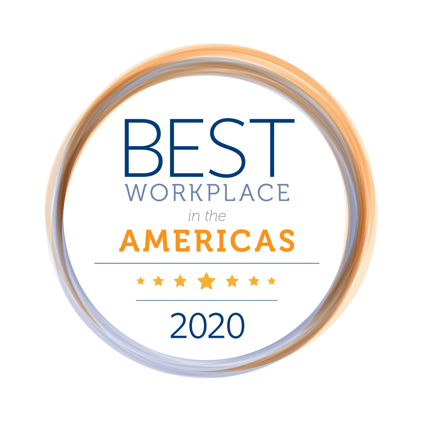 2020 Best Workplace in the Americas Awards